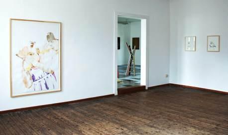 """""""Heimspiel"""" Neuer Kunstverein Aschaffenburg 2015"""