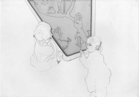 Weltenbummler 42 x 29,5 cm